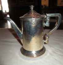 Image of Individual coffee pot