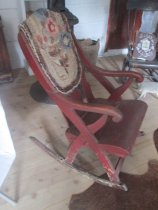 Image of 2006.90.66 - Chair, Rocking