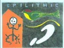 """Image of Martin Emanuel """"Epilithic"""""""
