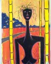 """Image of Lindsay, """"Congo de Colon: Muje"""