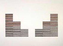 "Image of Mitchell, ""Double Ziggurat"" (1"