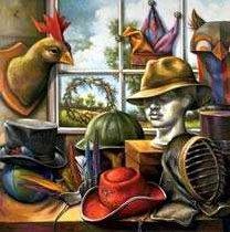 Image of Robinson, Guy - Hats