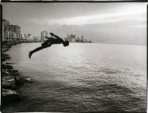 Image of Ledbetter, E. Wright - Diving Off the Malecon, Havana Cuba