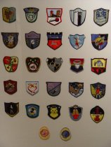 "Image of Anderson, ""Gay Merit Badges"""