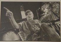 Image of Siegel, Jerry - Portrait of R. A. Miller