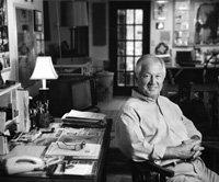 Image of Siegel, Jerry - Portrait of Alston Glenn
