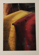 Image of Kerr, Jane Robbins - Fender Bender (Silver City, NM) (Seeing Red)