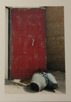 Image of Kerr, Jane Robbins - Mystery of the Door (Morocco) (Seeing Red)