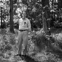 Image of Siegel, Jerry - Portrait of William Christenberry