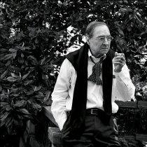 Image of Siegel, Jerry - Portrait of William Eggleston