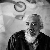 Image of Siegel, Jerry - Portrait of John Scott