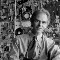 Image of Siegel, Jerry - Portrait of Birney Imes