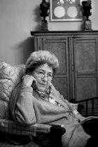 Image of Siegel, Jerry - Portrait of Vincencia Blount