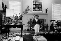 Image of Siegel, Jerry - Portrait of Ida Kohlmeyer