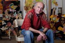 Image of Siegel, Jerry - Portrait of Philip Morsberger