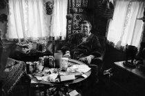 Image of Siegel, Jerry - Portrait of Roger Dorset