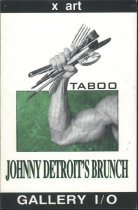"Image of ""Johnny Detroit's Brunch,"" 1989-1990 - Taboo Papers"