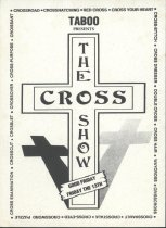 "Image of Exhibits ideas 1990, ""The Cross Show"" 1990, ""X-Mas: Tiny Holiday Memories"" 1991 - Taboo Papers"