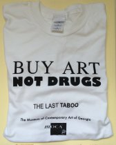 Image of Buy Art Not Drugs T-Shirt