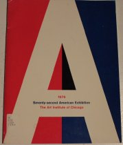 Image of Seventy-second American exhibition: March 13 through May 9, 1976 -