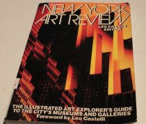 Image of The New York Art Review: The Illustrated Art Explorer's Guide to the City's Museums and Galleries -