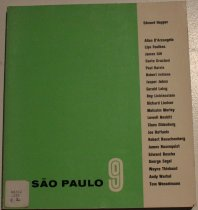 Image of Sao Paulo 9, United States of America: Edward Hopper (and) Environment U.S.A., 1957-1967 -