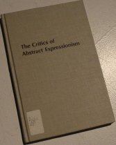 Image of Critics of abstract expressionism -
