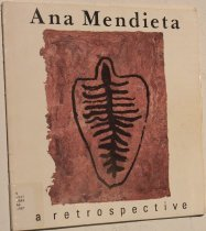 Image of Ana Mendieta: a retrospective -