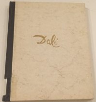 Image of Dali, a study of his art-in-jewels: the collection of the Owen Cheatham Foundation. Foreword by A. Hyatt Mayor. Comments and captions by the artist. Edited by Lida Livingston. - Owen Cheatham Foundation, New York.