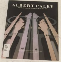 Image of Albert Paley : sculpture, drawings, graphics & decorative arts / essay by Craig Adcock - Paley, Albert.