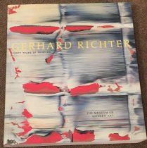 Image of Gerhard Richter : forty years of painting / Robert Storr. - Storr, Robert.