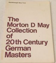 Image of The Morton D. May collection of 20th century German masters. -