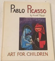Image of Pablo Picasso, by Ernest Raboff. - Raboff, Ernest Lloyd.