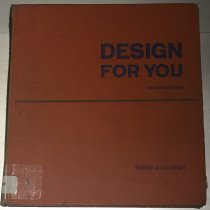 Image of Design for You Cover
