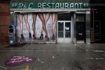 Image of Pizzuto, Joseph - R & L Restaurant, New York City