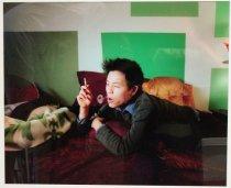 Image of Noel, Laura - Steve Blows Smoke Rings in his Room