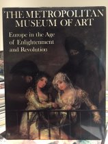 Image of The Metropolitan Museum of Art: Europe in the age of enlightenment and revolution - J Patrice Marandel; Metropolitan Museum of Art (New York, N.Y.)