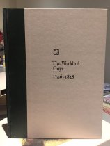 Image of The world of Goya, 1746-1828 - Richard Schickel; Time-Life Books.