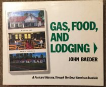 Image of Gas, food, and lodging - John Baeder
