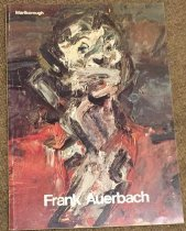 Image of Frank Auerbach Recent Paintings and Drawings  April 2-30 1982 - Marlborough Gallery Inc.
