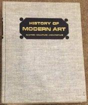 Image of History of modern art. - H H Arnason (H. Harvard)