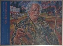 Image of Weaving His Art on Golden Looms: Paintings and Drawings By Art Rosenbaum -