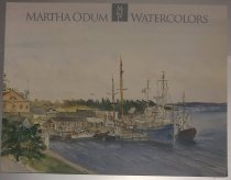Image of Martha Odum Watercolours -