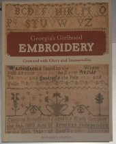 Image of Georgia's Girlhood Embroidery