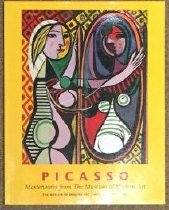 Image of Picasso : masterworks from the Museum of Modern Art : an exhibition - Pablo Picasso; Kirk Varnedoe; Pepe Karmel;