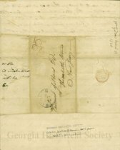 Image of Letter from William to Thomas Gibbons March 23, 1820 (page 4)