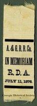 Image of A-0113-003 - Badge, Ribbon
