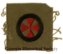 Image of A-0318-005 - Patch, Merit-badge