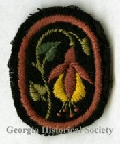 Image of A-0318-019 - Patch, Merit-badge