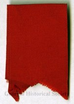 Image of A-0318-023 - Badge, Ribbon